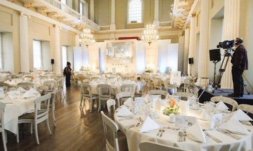 Banquet catering london