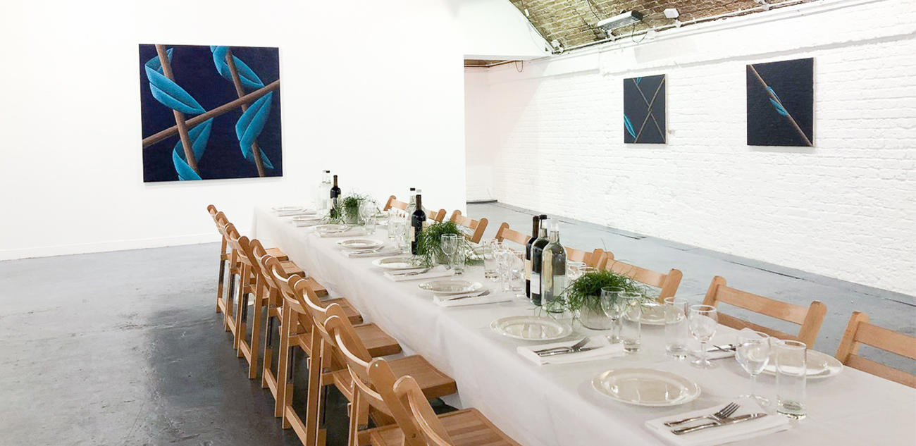 Exhibition & gallery catering london